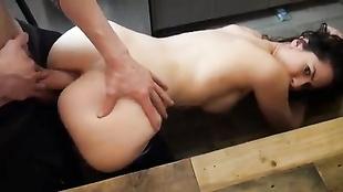 Inculata a pecorina in cucina
